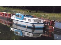 Boat for Sale : Banham 33 Foot Broads Cruiser - GRP Canal & River Boat