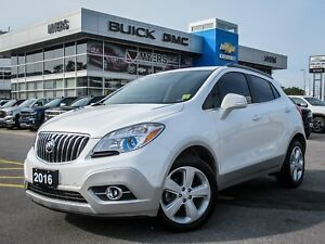 2016 Buick Encore PREMIUM, AWD, LEATHER, ROOF NAV! *LOADED*