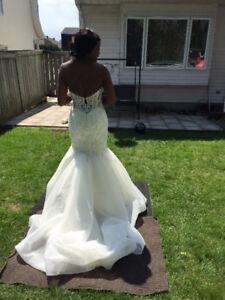 Mori Lee 8120 Wedding dress