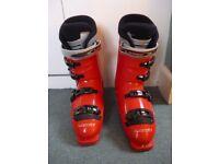 Ski Boots-Lange- size 6- inc carrying bag