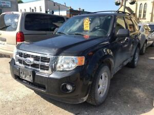 2011 Ford Escape XLT CALL 519 485 6050 CERTIFIED