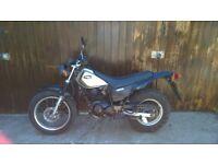 Yamaha TW125 2002