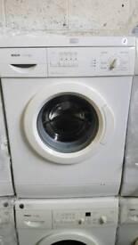 BOSCH 6KG 1000 SPIN WASHING MACHINE WITH 6 MONTHS GUARANTEE