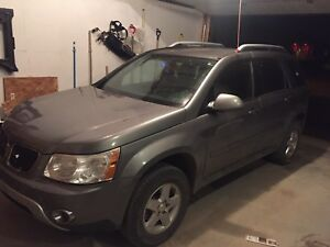 2006 Pontiac torrent with less than 120,000 kms!!!!!