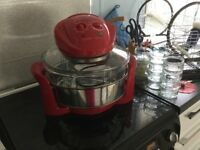 Halogen Oven hardly used good condition