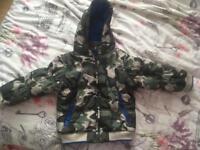 Boys 2-3 Coat from m&s