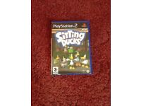 Sitting Ducks Playstation 2 Game