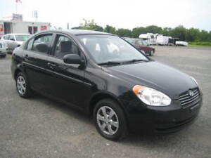 2010 Hyundai Accent +2 YEAR WARRANTY+ CERTIFICATION = YOU WIN!