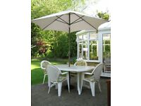 Conservatory/Garden Dining Furniture Set