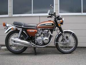 Looking for a Honda CB350/550