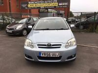 Toyota Corolla 1.4 VVT-i Colour Collection 5dr FULL DEALER SERVICE HISTORY,