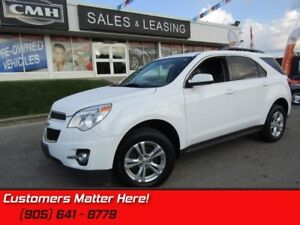 2012 Chevrolet Equinox 1LT  1 OWNER, CAMERA, HEATED SEATS, REMOT