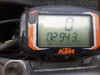 Ktm 525 mxc