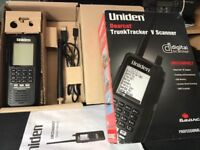 Uniden Digital Scanner UBCD3600XLT,may swap DMR scannerz