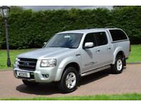 Ford Ranger 2.5TDCi 143PS 4x4 XLT Thunder Double Cab
