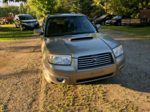 2006 Forester XT - Drives amazing