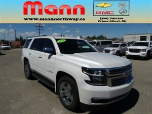 2016 Chevrolet Tahoe LTZ - Nav, Sunroof, DVD, Heated/Cooled seat
