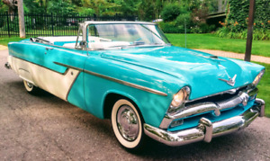 1955 Plymouth Belvedere Convertible V8