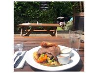 Ambitious Head Chef Required - Busy Pub in Stoke Newington 27-30k pa