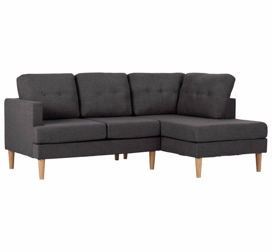 Gumtree Corner Sofa Bed Glasgow: Brand New Corner Sofa (HOME Joshua Fabric Right Hand