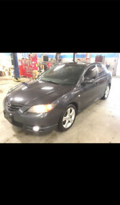 2005 mazda 3 sedan for sale pass safety and emission