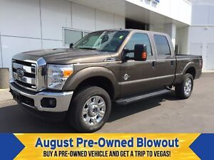 2015 Ford F-250 XLT Trailer Tow.
