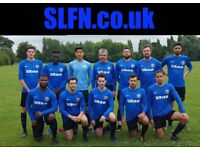 FIND 11 ASIDE FOOTBALL TEAM IN SOUTH LONDON, JOIN FOOTBALL TEAM IN LONDON, PLAY IN LONDON 5LT