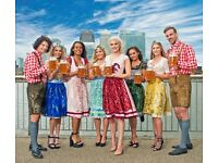 ERDINGER OKTOBERFEST IN LONDON ON OCTOBER 19