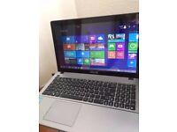 Laptop Asus slim touchscreen