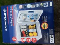 Camping fridge electric