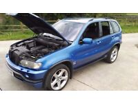 E53 BMW X5 BREAKING FOR SPARES 3.0 3.0d 4.4 4.6IS 4.8IS PARTS