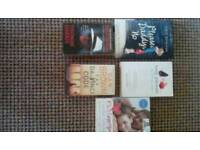 5 books different genres