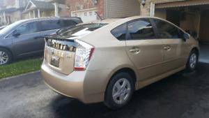 2010. Toyota Prius hybrid 110000 km,New Michelins,Bluetooth
