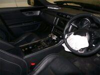 2015 Jaguar XF R-Sport car seats, door cards and carpet