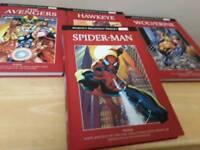 Marvel books