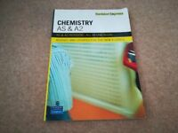 AS & A2 Chemistry - Excellent condition