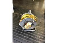 110v 50 metre extension cable