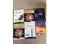 A Level Chemistry Revision Books
