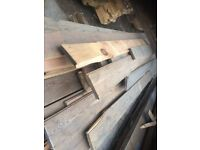 Reclaimed Tongue & Groove Floorboards - 130x20mm 2.8-3.6m