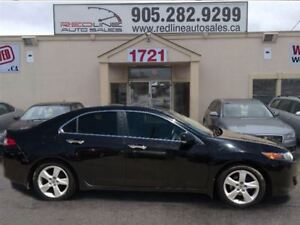2010 Acura TSX Technology Package, Leather, Sunroof, WE APP