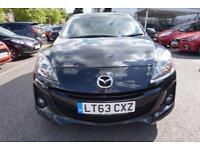 2013 Mazda 3 1.6d (115) Venture 5dr Manual Diesel Hatchback