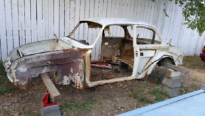 Wanted: 1969 VW Notchback body parts