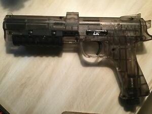 ER2 paintball handgun