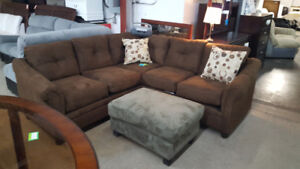 SAVE DOUBLE THE TAX ON ALL LIQUIDATED FURNITURE