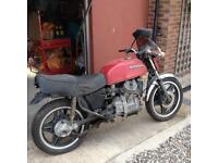 HONDA CX500 500cc BARN FIND