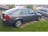 Ford mondeo 1.8 petrol 2005, 1 year M.O.T, full service history