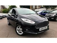 2015 Ford Fiesta 1.25 82 Zetec 5dr Manual Petrol Hatchback