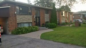 3 bedroom Main floor Apartment for rent-Central Whitby