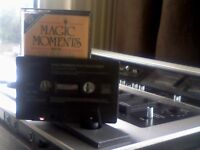 THE MONKEES - MAGIC MOMENTS PRERECORDED CASSETTE TAPE 24 tracks with all of the favourites included.