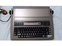 Panasonic Portable Typewriter KX-R194